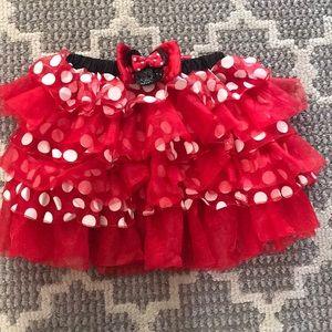 ❤️ Minnie Mouse tutu skirt